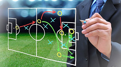 на футбол и стратегии ставки