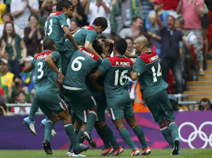 Мексика - Германия (04.08.2016), трансляция матча, смотреть