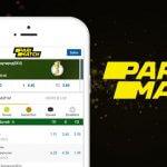 iOS Пари Матч — приложение