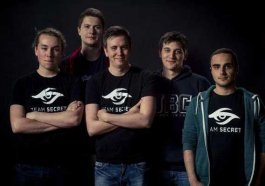 Team Secret vs ViKin.gg 23.06.2020