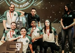 Rensga eSports vs Redemption eSports Porto Alegre